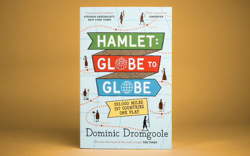 Hamlet: Globe to Globe by Dominic Dromgoole gallery image 3