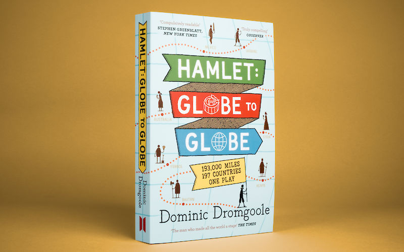 Hamlet: Globe to Globe by Dominic Dromgoole gallery image 2