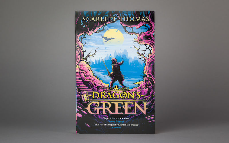 Dragon's Green by Scarlett Thomas gallery image 5