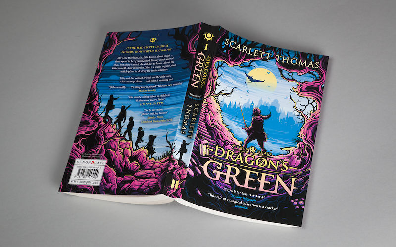 Dragon's Green by Scarlett Thomas gallery image 2