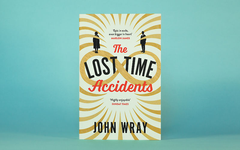The Lost Time Accidents by John Wray gallery image 1