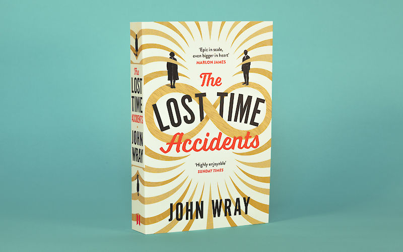 The Lost Time Accidents by John Wray gallery image 2