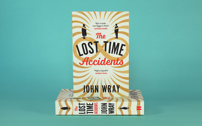 The Lost Time Accidents by John Wray gallery image 3