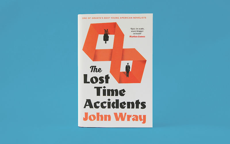 The Lost Time Accidents by John Wray gallery image 4