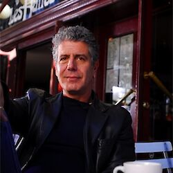 Anthony Bourdain – chef, television presenter and writer – has died
