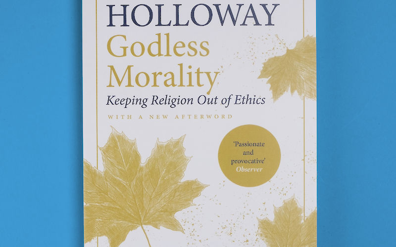 Godless Morality by Richard Holloway gallery image 1