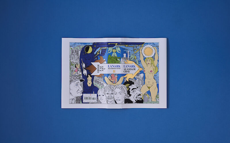 Lanark by Alasdair Gray gallery image 3