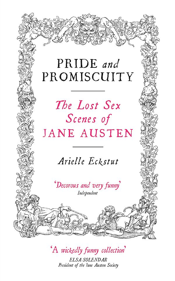 Pride And Promiscuity by Arielle Eckstut (Paperback ISBN 9781841955827) book cover