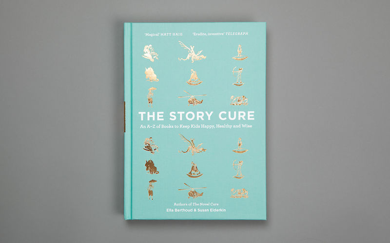 The Story Cure by Ella Berthoud, Susan Elderkin gallery image 1
