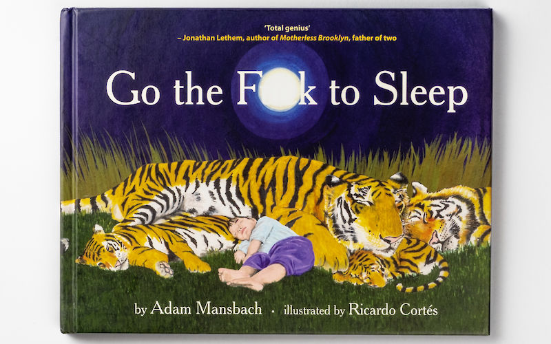 Go the Fuck to Sleep by Adam Mansbach gallery image 1