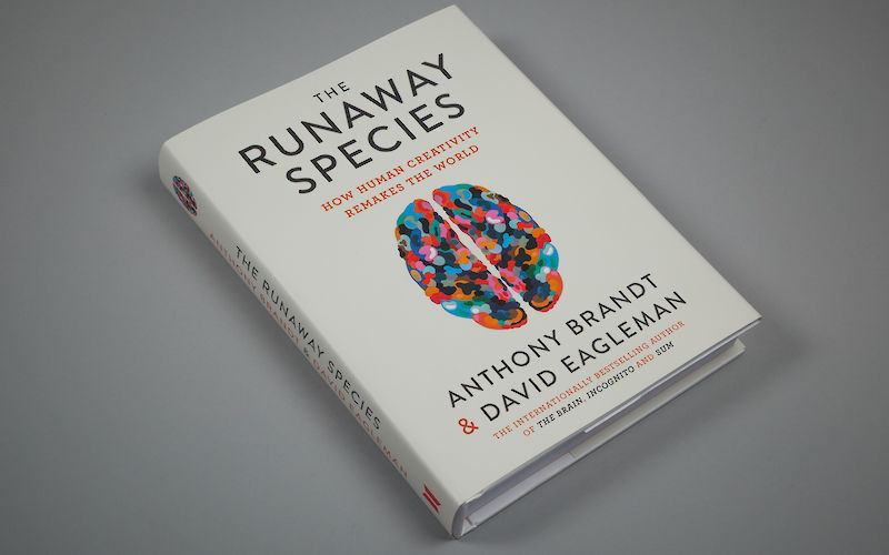 The Runaway Species by David Eagleman, Anthony Brandt gallery image 2