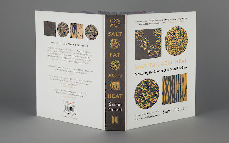 Salt, Fat, Acid, Heat by Samin Nosrat gallery image 3