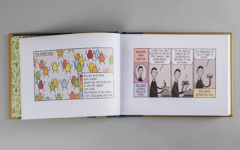 Baking with Kafka by Tom Gauld gallery image 3