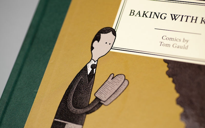 Baking with Kafka by Tom Gauld gallery image 2