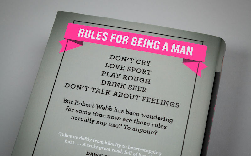 How Not To Be a Boy by Robert Webb gallery image 3