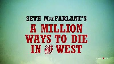 A Million Ways to Die in the West Book Trailer
