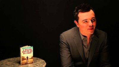 Seth MacFarlane on A Million Ways to Die in the West
