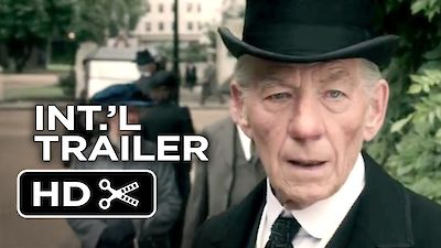Mr Holmes Film trailer