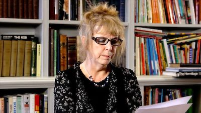 Carol Birch reads from Orphans of the Carnival
