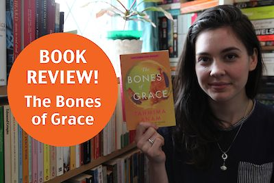 The Bones of Grace - vlogger review