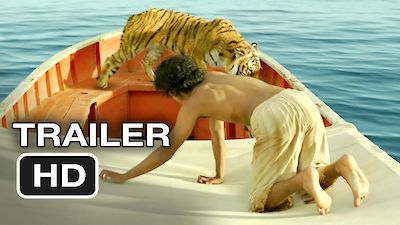 Life of Pi - film trailer