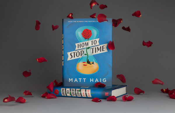 How to Stop Time rose petals