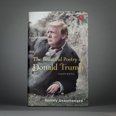 The Beautiful Poetry of Donald Trump first instagram