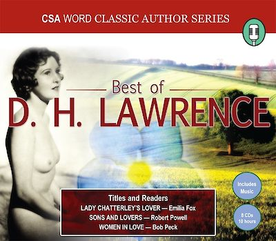 Best of D. H. Lawrence by D.H. Lawrence cover