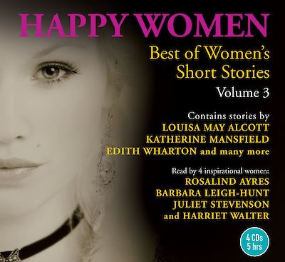 Happy Women: Best of Women's Short Stories Volume 3 by Various cover