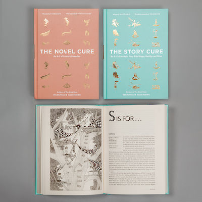 Story Cure and Novel Cure instagram post