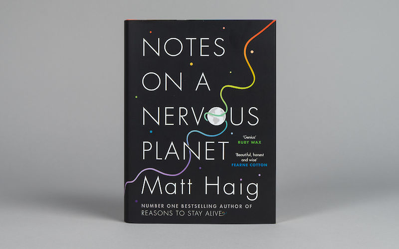 Notes on a Nervous Planet by Matt Haig gallery image 6