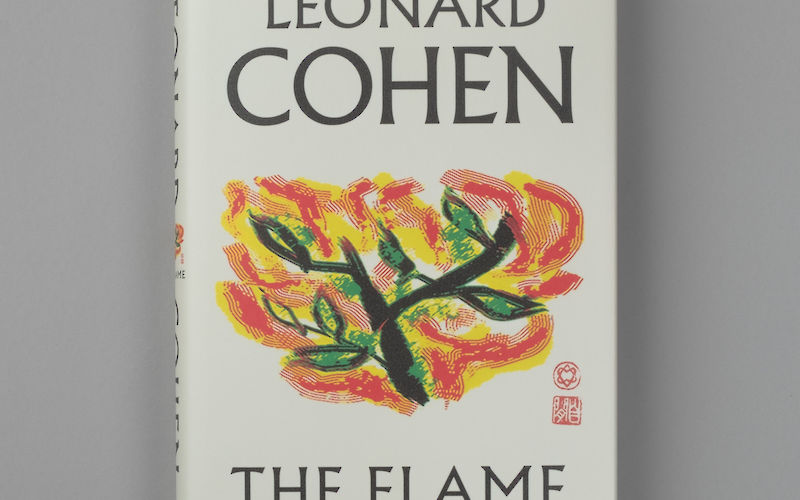 The Flame by Leonard Cohen gallery image 1