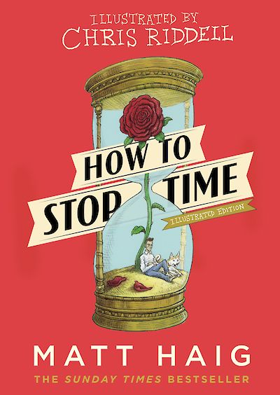 Read an extract of the Illustrated How to Stop Time
