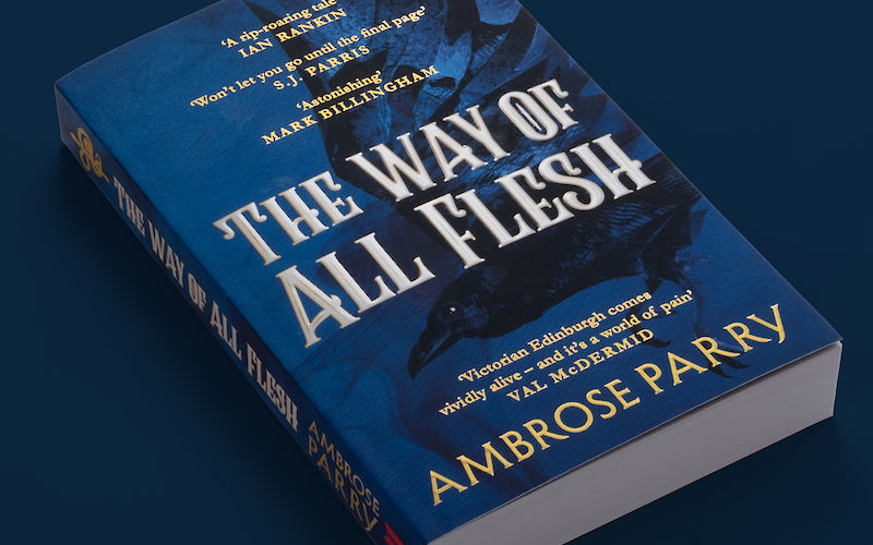 The Way of All Flesh by Ambrose Parry gallery image 1