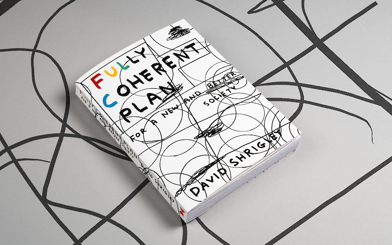 Fully Coherent Plan by David Shrigley gallery image 1