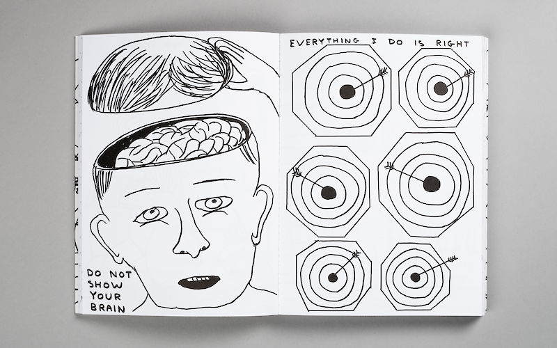 Fully Coherent Plan by David Shrigley gallery image 6