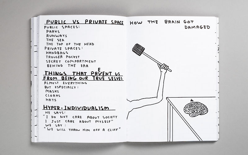 Fully Coherent Plan by David Shrigley gallery image 7