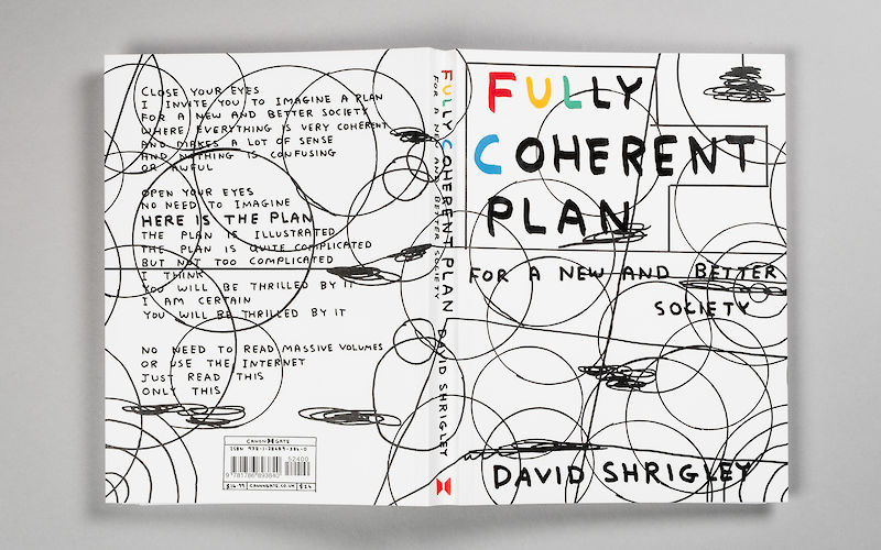 Fully Coherent Plan by David Shrigley gallery image 3