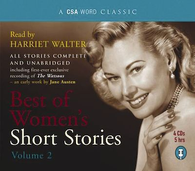 Best of Women's Short Stories by Various cover