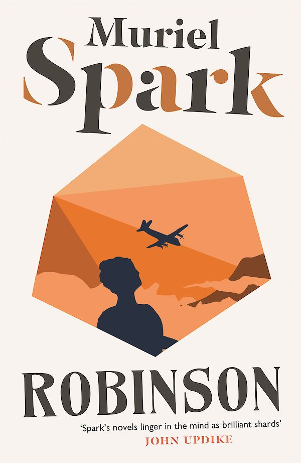 Robinson by Muriel Spark (eBook ISBN 9781782117599) book cover