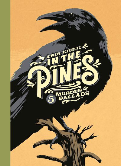In the Pines Publication Day