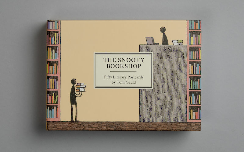 The Snooty Bookshop by Tom Gauld gallery image 1