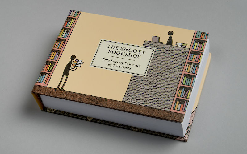 The Snooty Bookshop by Tom Gauld gallery image 5