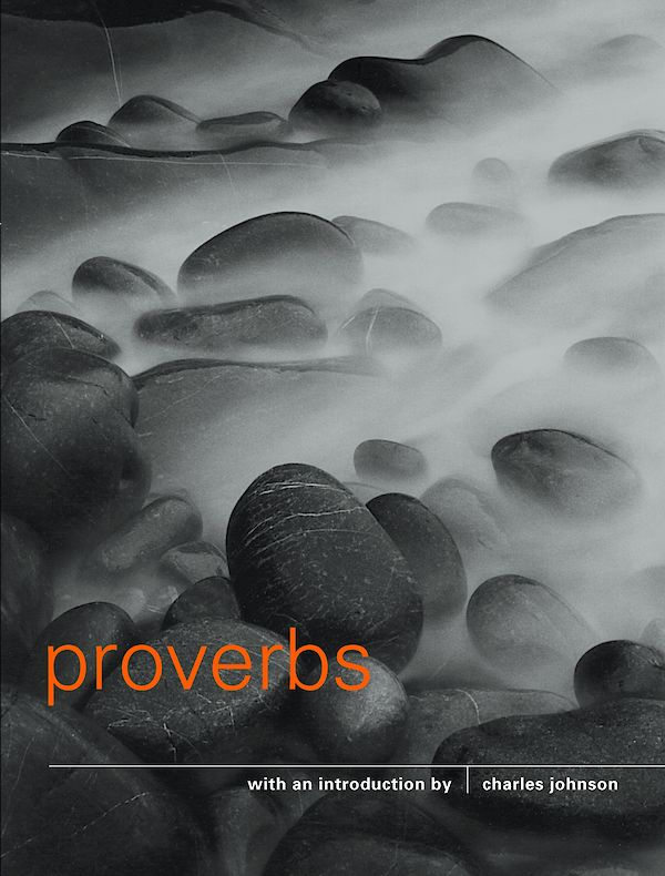 Proverbs by Charles Johnson (Paperback ISBN 9780862417925) book cover