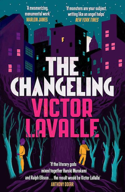 Victor LaValle cover tweet