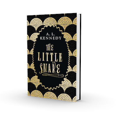 A.L. Kennedy's magical, moving fable The Little Snake is coming in November!