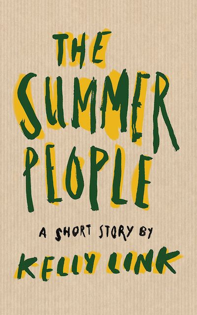 The Summer People by Kelly Link cover