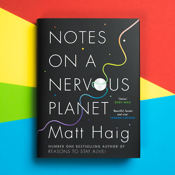 Notes on a Nervous Planet hardback