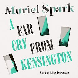 A Far Cry From Kensington by Muriel Spark cover