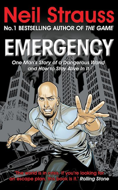 Emergency by Neil Strauss cover